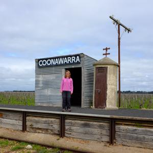 Old Coonawarra train station